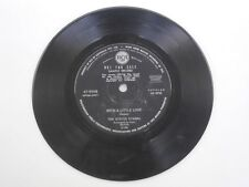 THE STATUS CYMBAL - From My Swing / With A Little Love - RCA PROMO 7""