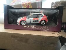 AUTOART 80021 Toyota Corolla WRC Rally Portugal 1/18 scale Rare Model Collectors