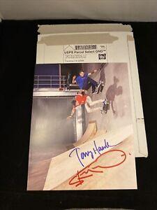 TONY HAWK & STEVE-O Signed / Autographed 8x10 Photo Skateboard Jackass SOLD OUT!