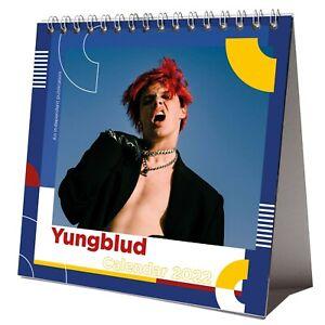Yungblud 2022 Desktop Calendar NEW Desk 12 Months