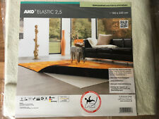 Teppich Gleitschutz AKO Elastic 2,5  Größen ab 80 x 150 cm für glatte Böden