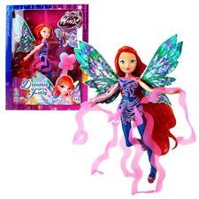 Bloom | Dreamix Fairy Puppe | Winx Club | World of Winx | Magisches Gewand