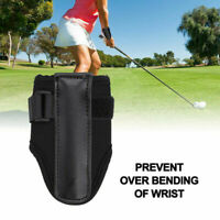 Golf Wrist Corrector Swing Training Practice Correction Aids Black 1 Pc USA