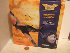 Corgi 49102 Stanford Tucks Hawker Hurricane Mk1, 257 Sqn RAF in 1:72 Scale.