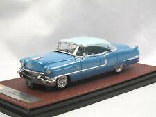 GLM - 1956 Cadillac Sedan DeVille 2-Tone Blue 1:43 Limited Edition 50 pcs.