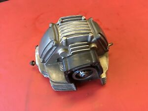 D8 Ducati Monster M 600 Bj1997 Zylinderkopf Nockenwellen Zylinder hinten Motor