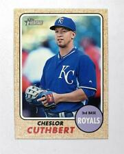 2017 Topps Heritage #132 Cheslor Cuthbert - NM-MT