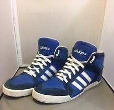 Adidas NEO Label Raleigh High-Top Shoes Royal Blue Size 13