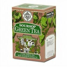 Mlesna Soursop Ceylon Green Leaf Tea** Graviola**  200g in Loose Pack