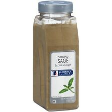 New Sealed McCormick Culinary Ground Sage 11 oz / 311g
