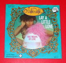 Asha Puthli - Lay a little love & 1001 nights of love -- Single / Pop