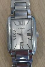Women's Fossil F2 ES1165  Stunning Stainless Steel Watch.