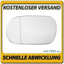 Spiegelglas für SUBARU JUSTY 2 1995-2003 rechts Beifahrerseite asphärisch