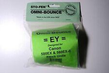 Sto-Fen Omni-Bounce EY Flash Diffuser for Canon 580EX & 580EX-II