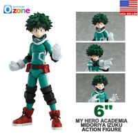 Figma 323# Anime My Hero Academia Midoriya Izuku Action Figure Toy Gift