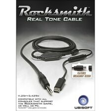 Rocksmith Real Tone Cable PS3 & XBOX 360