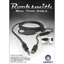 Rocksmith Reale Tono Cavo PS3 & XBOX 360