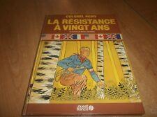 la résistance à vingt ans , Colonel Remy, illustrations Michel Conversin (92)