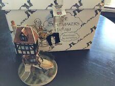 The Shoemaker's Dream River Shoe Cottage Shoe Jon Herbert 1990 England