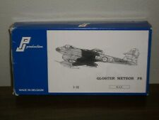 JP Production 1/72 Scale Resin Gloster Meteor F8