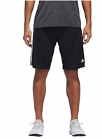 NEW Adidas Men's 3-Stripe Performance Climalite Athletic Shorts