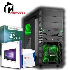Office Pc Quad Core Amd A8 CALCULADOR 16gb RAM 1000GB HDD Windows 10 USB HDMI