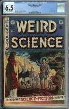 Weird Science #14 CGC 6.5 EC Comics Pre-Code Sex Change Story