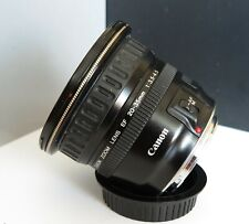Canon EF 20-35mm f/3.5-4.5 USM Ultrasonic  full frame coverage in excellent cond