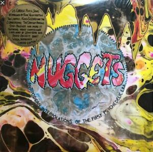 NUGGETS - Antipodean Interpolations Of The First Psychedelic Era.CD.NEW & SEALED