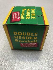 Vintage 1950's Double Header Baseball, J. De Beer & Son, No. 93 Little League