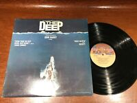 The Deep - Soundtrack-  VG+ Vinyl LP Record