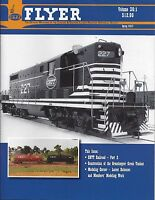 C&EI Flyer: CHICAGO & EASTERN ILLINOIS Historical Society, Spring 2017 issue NEW