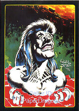 THE CROW: CITY OF ANGELS - Legends of the Crow Chase Card #1 - Kelley Jones