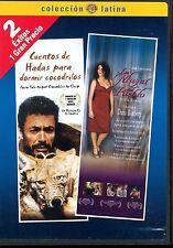 DVD FOREIGN LANGUAGE CUENTOS DE HADAS PARA DORMIE COCODRILOS & LA MUJER PUEBLO