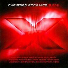X 2011-Christian Rock Hits  Kutless Emery Demon Hunter Underoath Switchfoot(NEW)