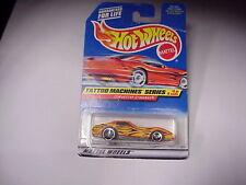 Corvette Stingray Tattoo Machines Series Hot Wheels Car by Mattel Cars B-132
