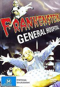 Frankenstein General Hospital DVD - 1988 Mark Blankfield, Leslie Jordan - RARE