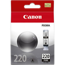 Genuine Canon PIXMA 220PGBK PGI-220BK Black Ink Tank/Cartridge
