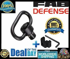 SLS Sling by Fab Defense Swivel Adapter QD Attachment Point Clip Mount MS2/MS3