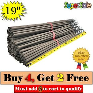 "19"" Long Jumbo Premium Incense Sticks 30 Per Pack Hand Dipped 19 inch Scented"