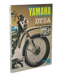 1974-1975-1976 Yamaha DT Enduro Shop Manual DT100 DT125 DT175 Cycleserv Repair