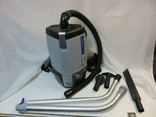 ProTeam Backpack Vacuums, ProVac Fs 6 Commercial Backpack Vacuum *No Reserve*