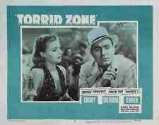 Film A3 Poster Print Torrid Zone 10