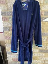 Kids Ted Baker Navy Blue Dressing Gown Age 13-14 Years