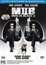 MEN IN BLACK 2 II (2-DISC COLLECTORS EDITION) **NEW & SEALED** DVD R4 (RARE)