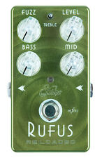 SUHR RUFUS RELOADED FUZZ PEDALE