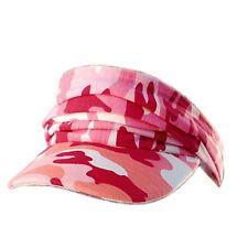 Popular Pink Camouflage Interchangeable Visor -- NEW