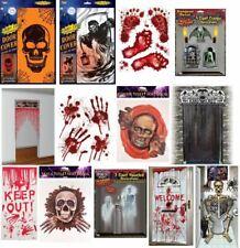 Halloween Decoration prop door cover party