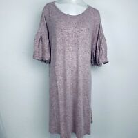 LANE BRYANT Pink Women Dress. Size 14/16. New With Tags.