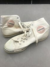 RARE 50's/60's Vintage CONVERSE Comfort Cushion Sneaker Shoes Sz 8.5 Made in USA